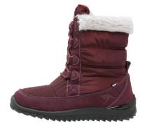 CUPY - Snowboot / Winterstiefel - burgundy