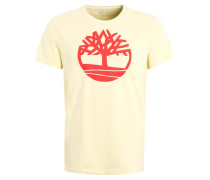 DARKEST SPRUCE - T-Shirt print - yellow