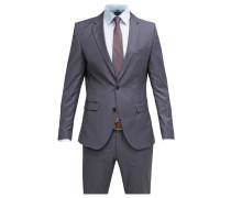 SHDONE MYLO LOGAN SLIM FIT Anzug grey