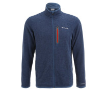 ALTITUDE ASPECT Fleecejacke night tide heather