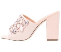 SHANIQUA - Pantolette hoch - soft pink