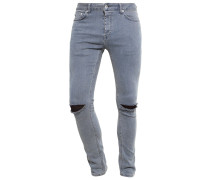 SMOKEY Jeans Slim Fit grey