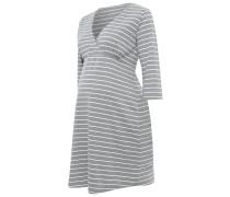 HONORIA - Nachthemd - grey melange italy