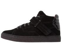 SASHIMI Sneaker high deep black/red