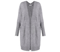 Strickjacke - crane grey