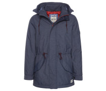 Parka night sky blue