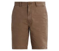 CHINO SHORT ORANGE - Shorts - brown