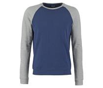 Sweatshirt dark blue/mottled grey