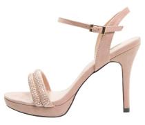 CALENDUL High Heel Sandaletten nude