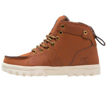 WOODLAND Snowboot / Winterstiefel brown
