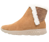 ONTHEGO 400COZIES Ankle Boot chestnut/textile