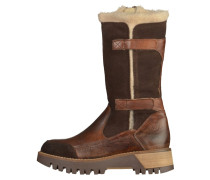 Stiefel mocca ant. comb