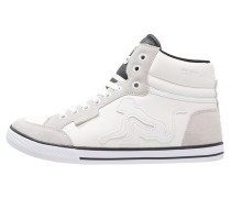 BOSTON CLASSIC Sneaker high white/black