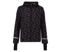 PANTHEA Windbreaker black/random dots