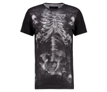 HEAVENLY DEADLY - T-Shirt print - black