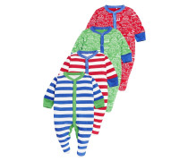4 PACK Pyjama red