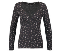 LITTLE SWALLOW´S Langarmshirt black