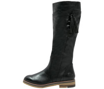 Stiefel black antic