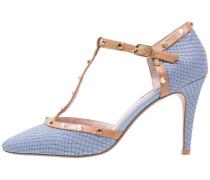 CLIOPATRA High Heel Pumps light blue