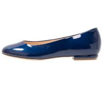 Klassische Ballerina - dark blue