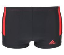 Badehosen Pants black/mineral blue/vivid red