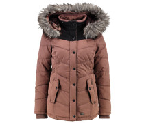 WINSEN - Winterjacke - peached mud/rose
