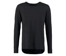 FILIP Langarmshirt black