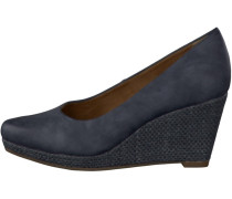 Keilpumps navy