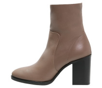 MILLION Stiefelette taupe/beige