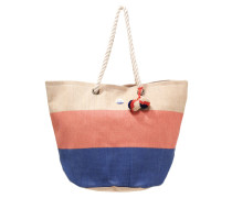 SUN SEEKER Shopping Bag neon grapefruit