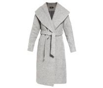 ONLNEW Wollmantel / klassischer Mantel light grey melange