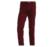 NEVADA Jeans Straight Leg bordeaux