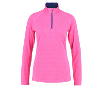 CORE Langarmshirt knockout pink