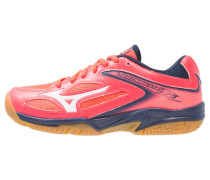 LIGHTNING STAR Z3 - Volleyballschuh - fiery coral/white/dress blues