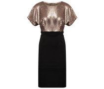 Cocktailkleid / festliches Kleid black/gold