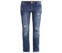 PBEAU - Jeans Straight Leg - brut