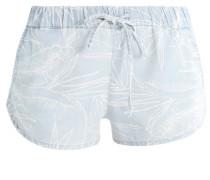 JANEK - Shorts - blue denim