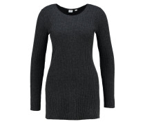 Strickpullover - charcoal heather