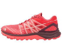 ULTRA VERTICAL - Laufschuh Trail - light red
