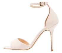 High Heel Sandaletten - nude