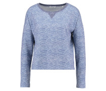 GALONA Sweatshirt violet blue