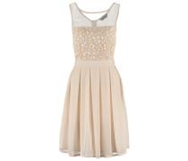 Cocktailkleid / festliches Kleid blush
