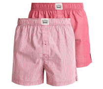 2 PACK - Boxershorts - red