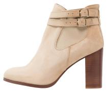ABRIA High Heel Stiefelette beige