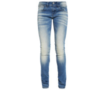 GStar LYNN MID SKINNY Jeans Slim Fit cyclo stretch denim