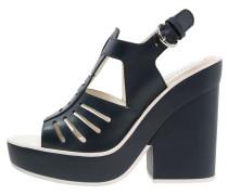 High Heel Sandaletten prussia/nera