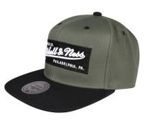 Cap - olive/black