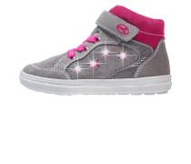 Sneaker high - rock/fuchsia/pink