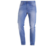Jeans Slim Fit - light-blue denim