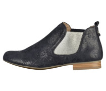 Ankle Boot - ocean suede